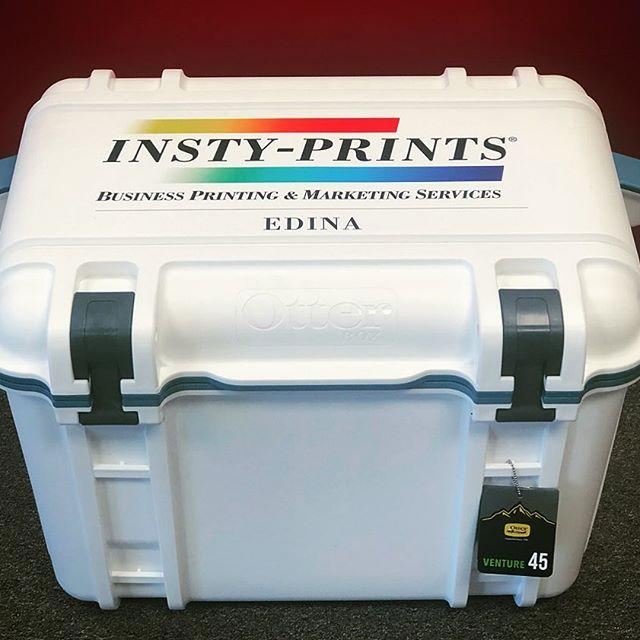 Insty-Prints Otter Box Cooler